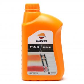 Repsol Motorrad Gabelöl MOTO FORK OIL 5W 1 Liter