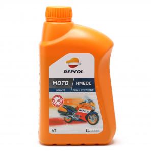 Repsol Motorrad Motoröl MOTO HMEOC 4T 10W30 1 Liter