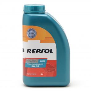 Repsol Motoröl ELITE EVOLUTION POWER 2 0W-30 1 Liter