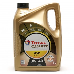 Total Quartz 9000 Energy 0W-40 Motoröl 5l