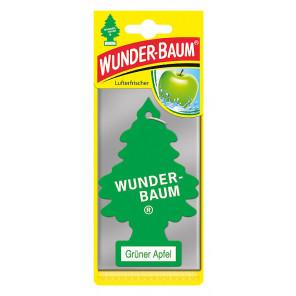 Wunderbaum® Apfel - Original Auto Duftbaum Lufterfrischer