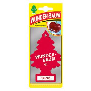 Wunderbaum® Kirsche - Original Auto Duftbaum Lufterfrischer