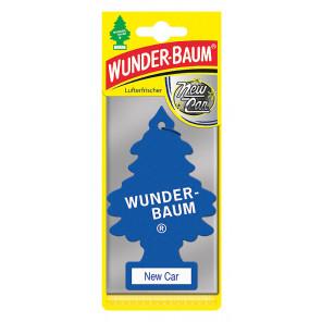 Wunderbaum® New Car - Original Auto Duftbaum Lufterfrischer