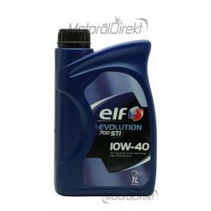 Elf Evolution 700 STI 10W-40 Diesel & Benziner Motoröl 1l