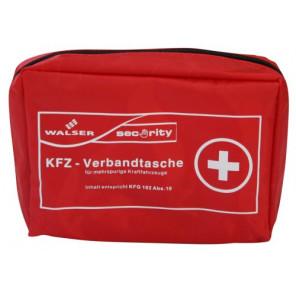KFZ Verbandstasche rot nach KFG 102 Abs. 10