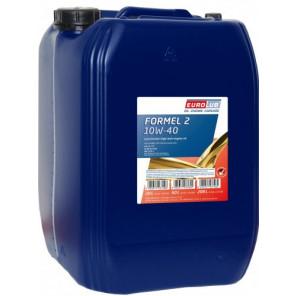 Eurolub Formel2 10W-40 Diesel & Benziner Motoröl 20Liter Kanister