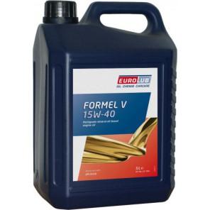 Eurolub Formel V 15W-40 Motoröl 5l