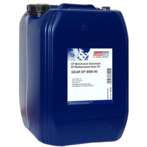 Eurolub Gear EP SAE 85W-90 20l Kanister