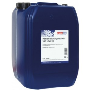 Eurolub Mehrbereichshydrauliköl SAE 10W-30 20l Kanister