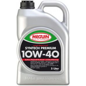 Meguin Megol Diesel & Benziner Motoröl Syntech Premium SAE 10W-40 5l