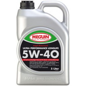 Meguin megol Motoröl Ultra Performance Longlife SAE 5W-40 5l