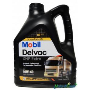 Mobil Delvac XHP Extra 10W-40 Motoröl 4l