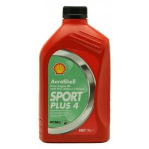 Shell Aeroshell Sport Plus 4 1l