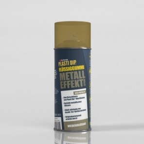 Plasti Dip Flüssiggummi Spray 400ml gold (Metallic Effekt)