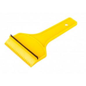 Eiskratzer T 18x10 cm gelb