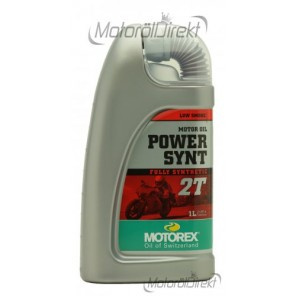MOTOREX Power Synt 2T vollsynthetisches Motorrad Motoröl 1l