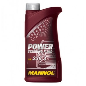 MANNOL 8980 Power Steering Fluid 0,5l Flasche