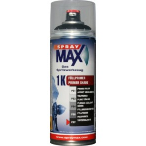 SprayMax 1K Primer Shade 7 schwarz, 400ml