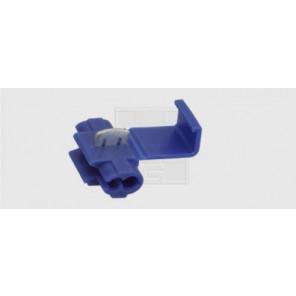 Abzweigverbinder 0,75 - 2,5 mm², blau 2Stk.