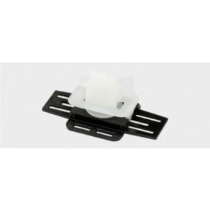 Clip für Pollenfilterabdeckung FORD, schwarz, Kunststoff 1Stk.