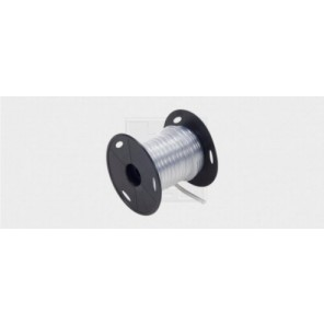 PVC-Schlauch glasklar 4 / 6 mm x 1000 mm 1Stk.