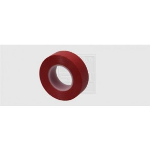 Kunststoffisolierband 15 mm x 10 m x 0,15 mm, rot