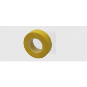 Kunststoffisolierband 15 mm x 10 m x 0,15 mm, gelb