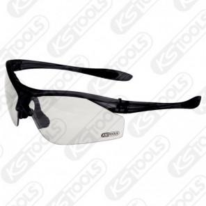 KS Tools Schutzbrille-transparent,sportliches