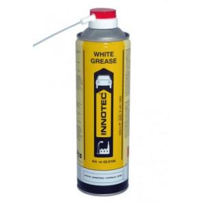 Innotec Weisses Sprühfett | White Grease 500 ML