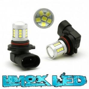 LED Nebelscheinwerfer Birne Lampe H10 24x 2835 SMD