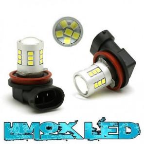LED Nebelscheinwerfer Birne Lampe H11 24x 2835 SMD