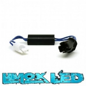 2x LED Lastwiderstand CAN BUS CANBus T10 W5W Widerstand 3,2 Watt