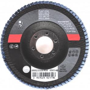 ATLAS Fächerscheibe INOX 125 mm Korn 60