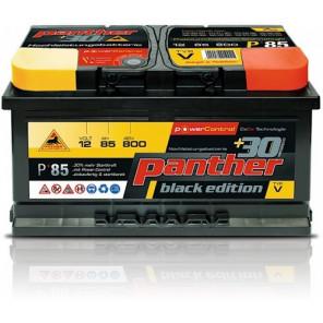 Panther Car +30% A+85 Typ V Autobatterie 12V 85Ah 800A