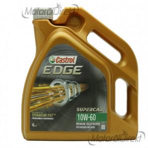 Castrol Edge 10W-60 Supercar Motoröl 4l Kanister