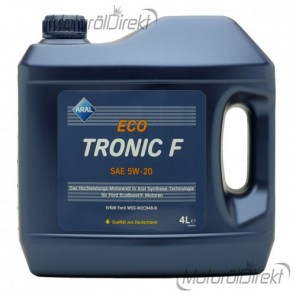 Aral EcoTronic F 5W-20 4l Kanne