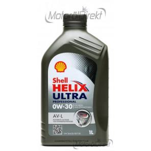 Shell Helix Ultra Professional AV-L 0W-30 PKW-Motoröl 1l