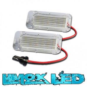 LED Modul Kennzeichenbeleuchtung Ford 1