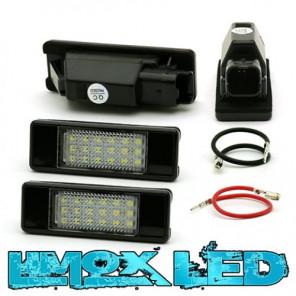 LED Modul Kennzeichenbeleuchtung Peugeot