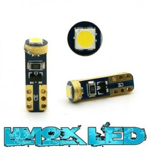 LED Tachobeleuchtung T5 W1.2W 1 LED Weiß
