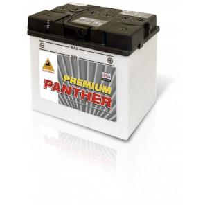 Panther Motorradbatterie 12V 30Ah