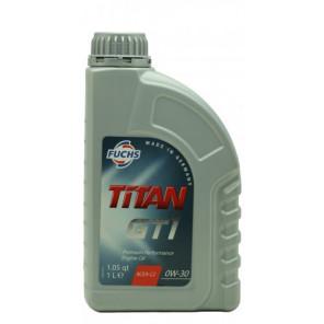 Fuchs TITAN GT1 SAE 0W-30 Motoröl 1l