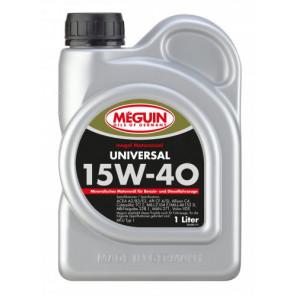 Meguin megol 4696 Motorenoel Universal SAE 15W-40 1l