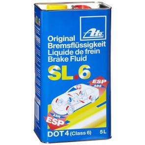 ATE Original Bremsflüssigkeit SL.6 DOT 4 - 5 Liter