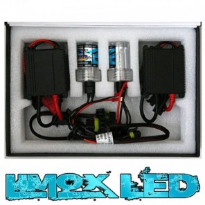 Premium HID Xenon KIT 35 Watt 12 Volt Sockel HIR 2 9012 6000K Kelvin