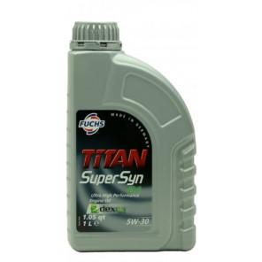Fuchs Titan Supersyn D1 5W-30 Motoröl 1l