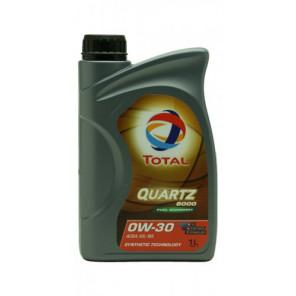 Total Quartz 9000 0W-30 Motoröl 1l