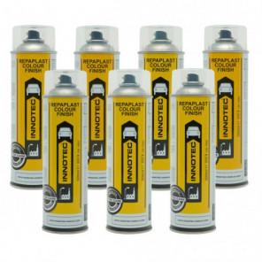 Innotec Repaplast Colour Finish Better Care Metallicgrau (5006) (Kunststofflack) 500ml