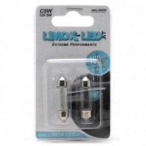Limox C5W 12V 5W SV8,5-8 soffitte 2st. Blister