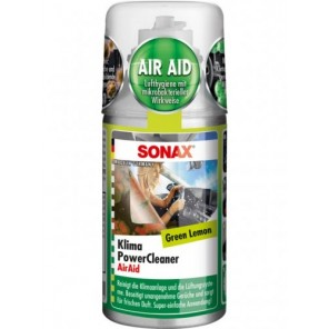 SONAX KlimaPowerCleaner AirAid Green Lemon 100 ml
